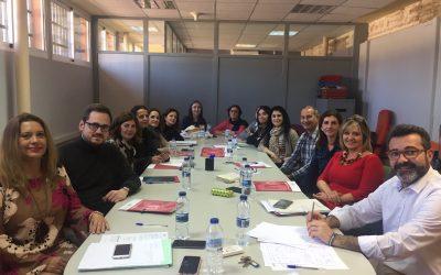 Burjassot acoge una reunión de trabajo de los acuerdos territoriales de la Comunidad Valenciana